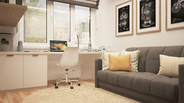 Choose ideal rug size for small Room