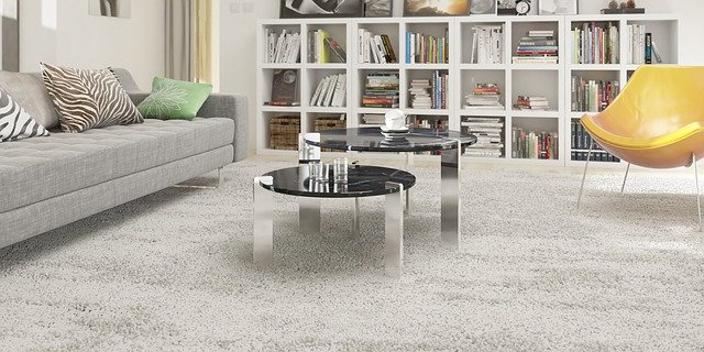 Choose brighter rug
